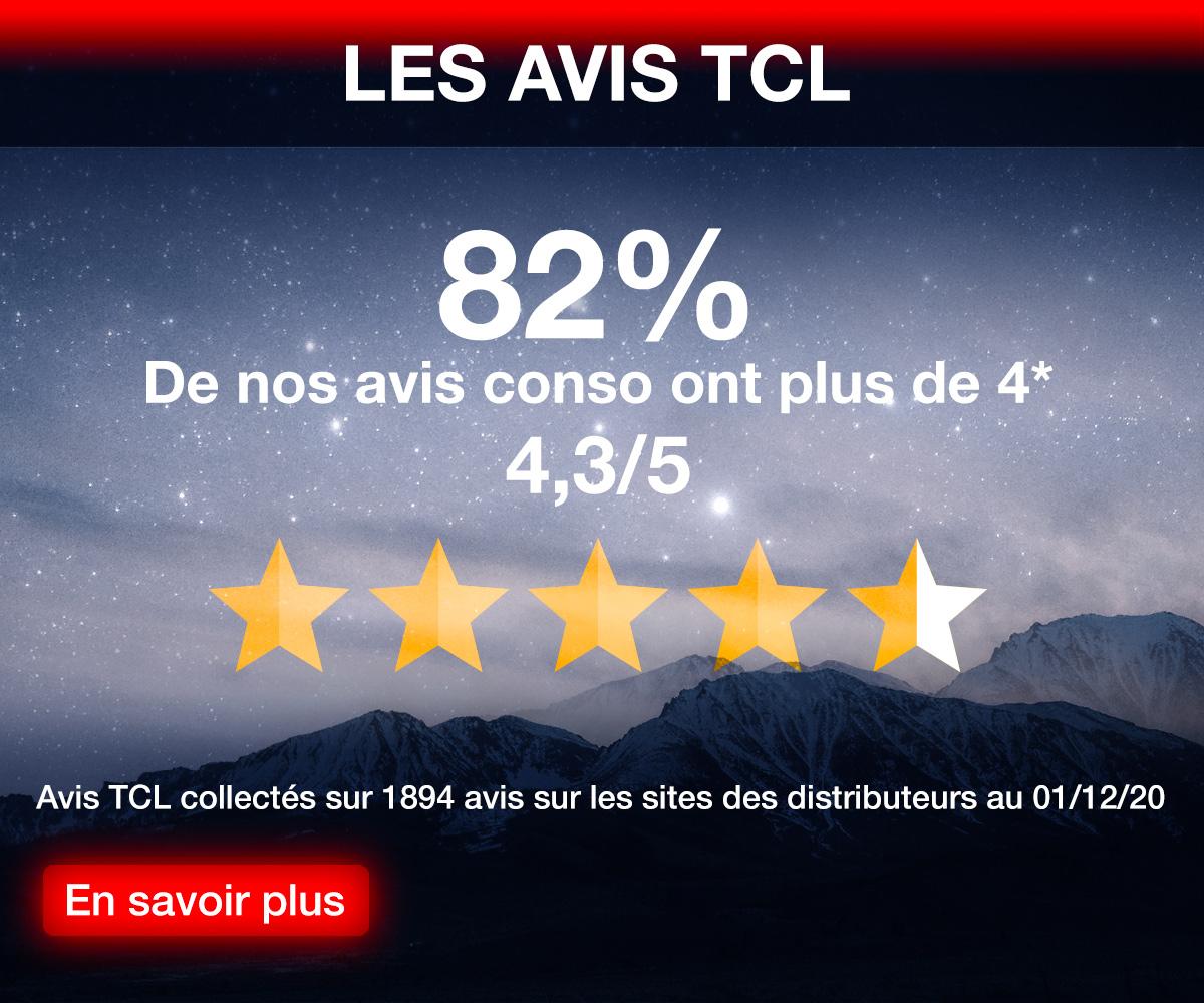 Avis TCL